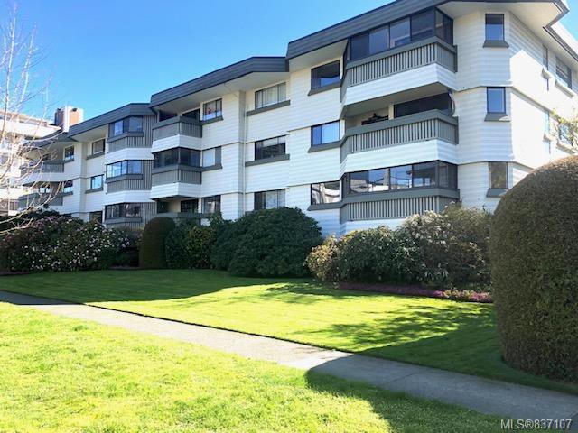 Main Photo: 108 1145 Hilda St in Victoria: Vi Fairfield West Condo for sale : MLS®# 837107