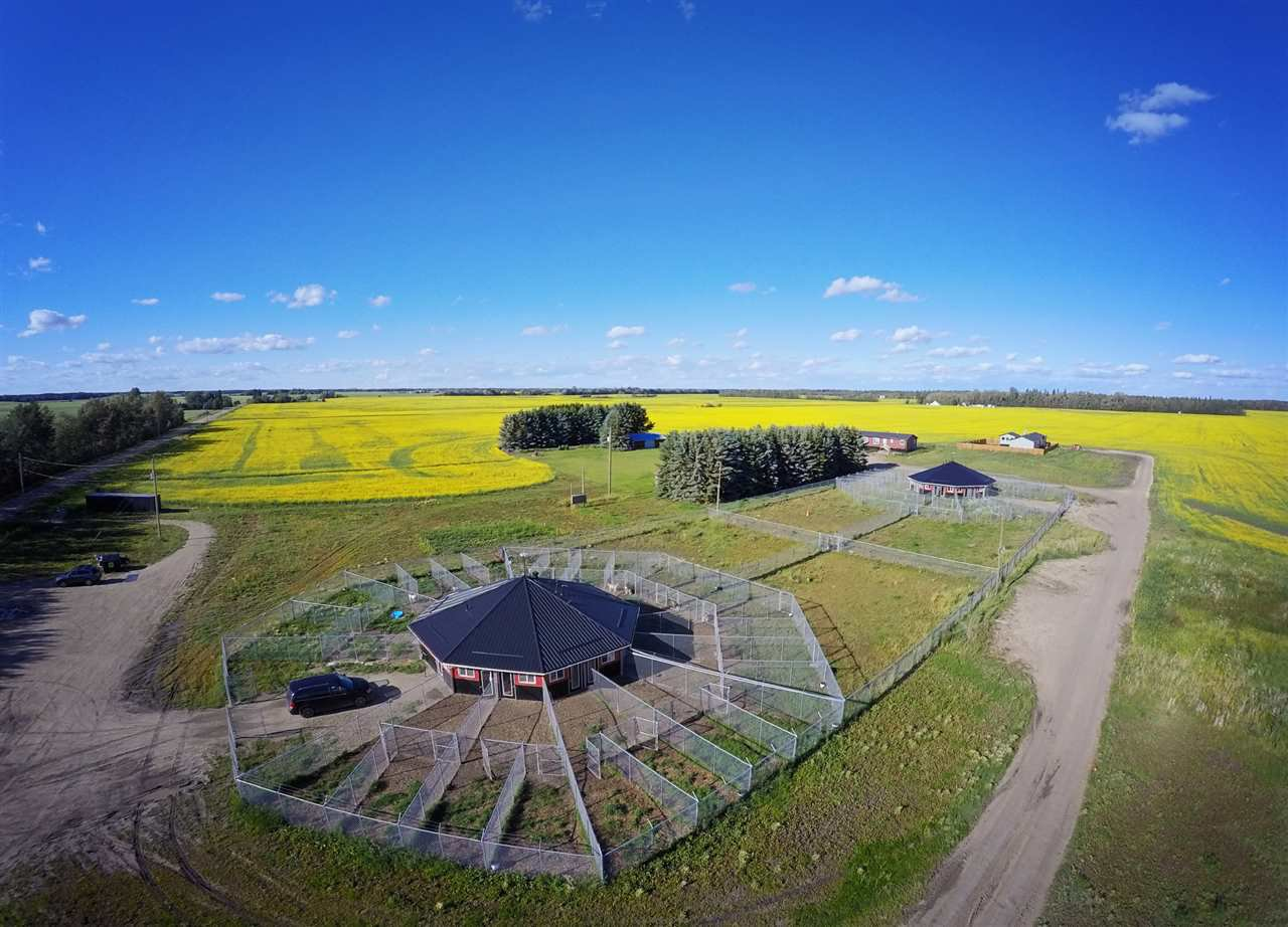 Main Photo: 51227 RGE RD 280: Rural Parkland County Business with Property for sale : MLS®# E4216484