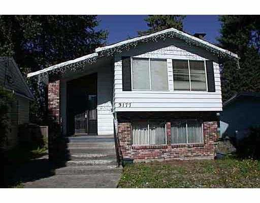 Main Photo: 3177 HASTINGS ST in Port Coquiltam: Central Pt Coquitlam House for sale (Port Coquitlam)  : MLS®# V581369