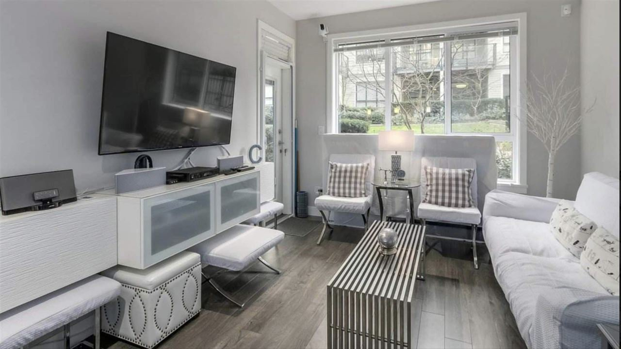 """Photo 2: Photos: 103 10477 154 Street in Surrey: Guildford Condo for sale in """"G 3 Residences"""" (North Surrey)  : MLS®# R2388073"""