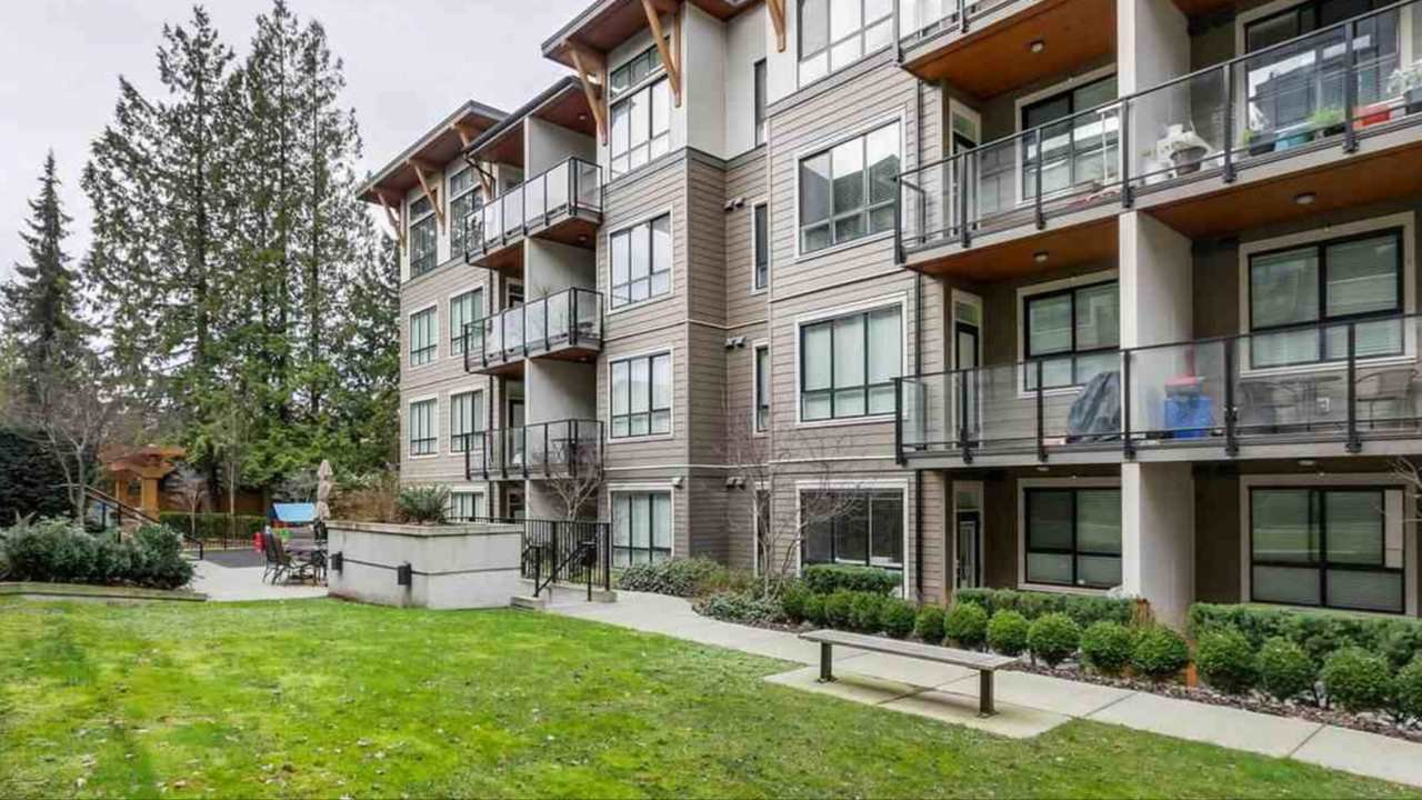 "Main Photo: 103 10477 154 Street in Surrey: Guildford Condo for sale in ""G 3 Residences"" (North Surrey)  : MLS®# R2388073"