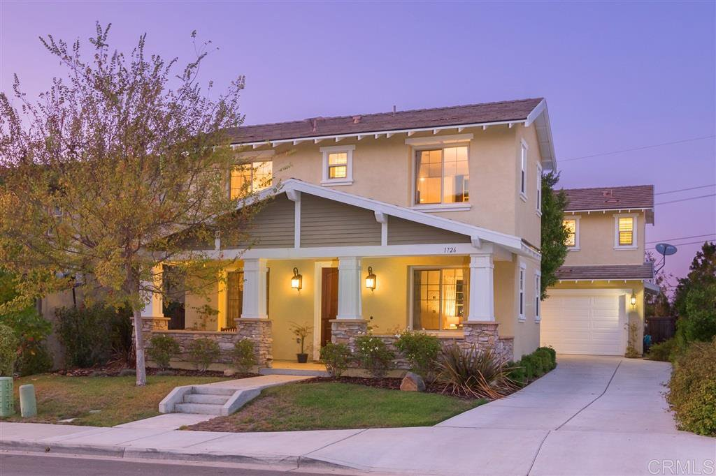 Main Photo: SAN MARCOS House for sale : 4 bedrooms : 1726 BURBURY WAY