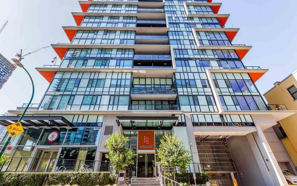 """Main Photo: 1310 1325 ROLSTON Street in Vancouver: Downtown VW Condo for sale in """"The Rolston"""" (Vancouver West)  : MLS®# R2417255"""