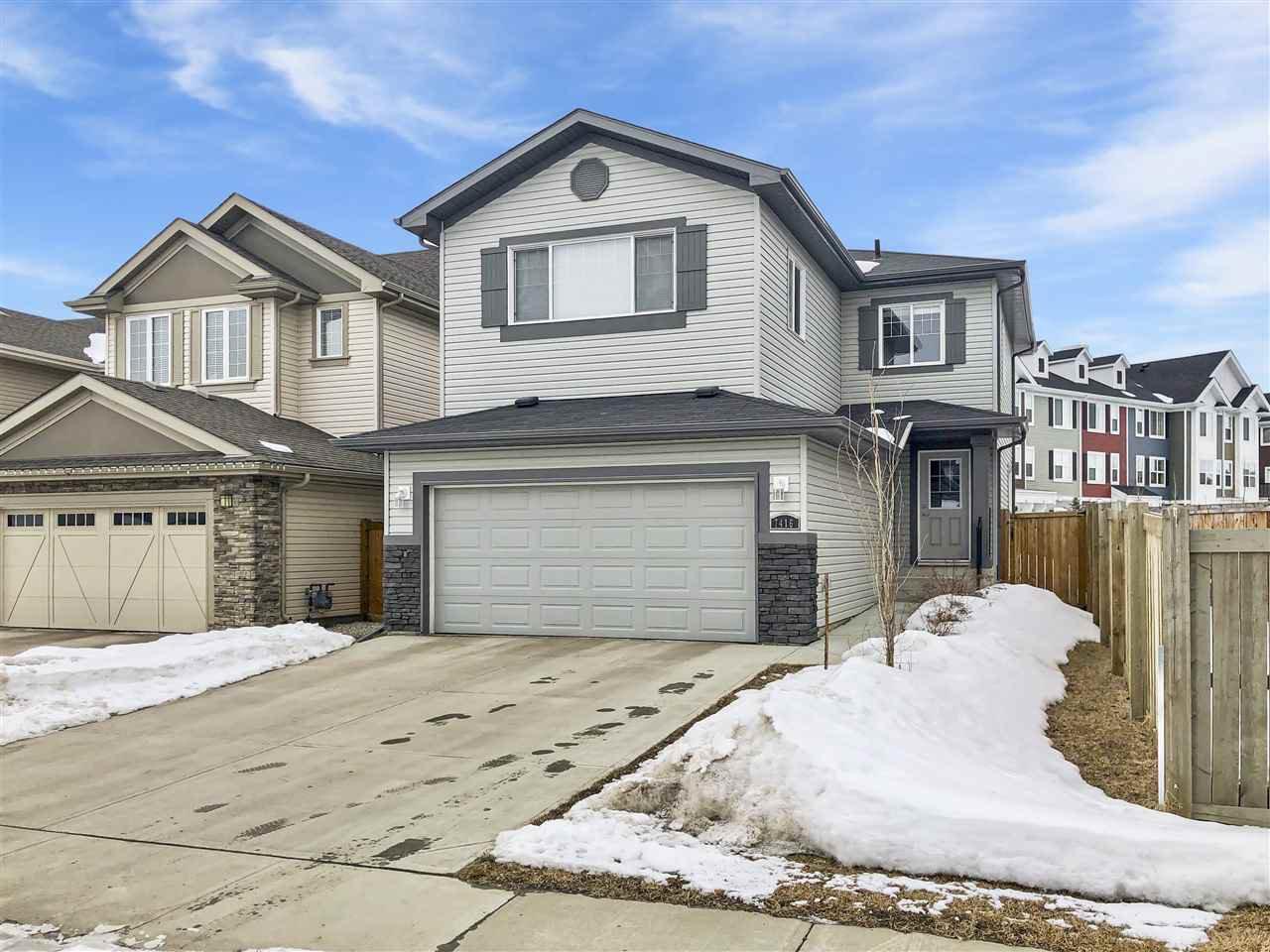 Main Photo: 7416 179 Avenue in Edmonton: Zone 28 House for sale : MLS®# E4191122