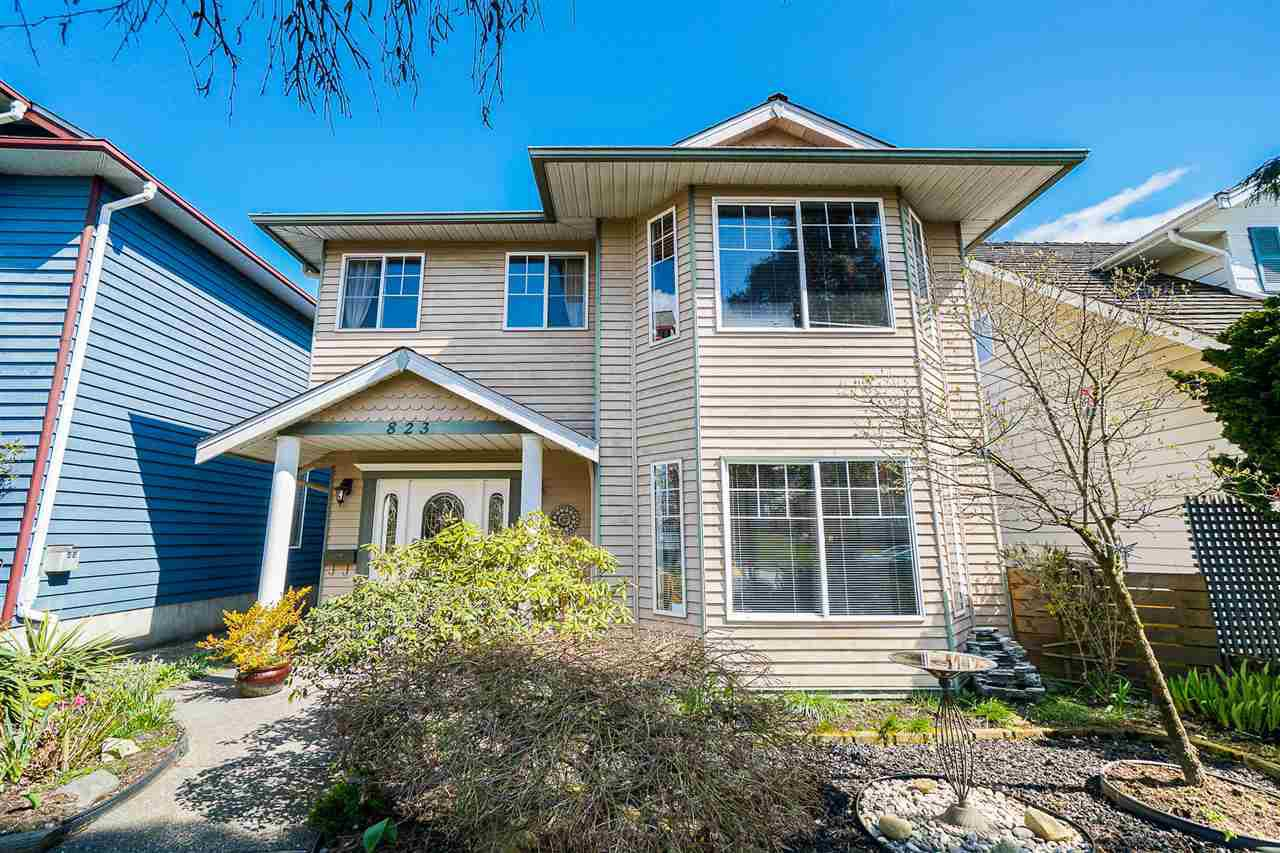 """Photo 3: Photos: 823 WILLIAM Street in New Westminster: The Heights NW House for sale in """"Massey Heights"""" : MLS®# R2449287"""