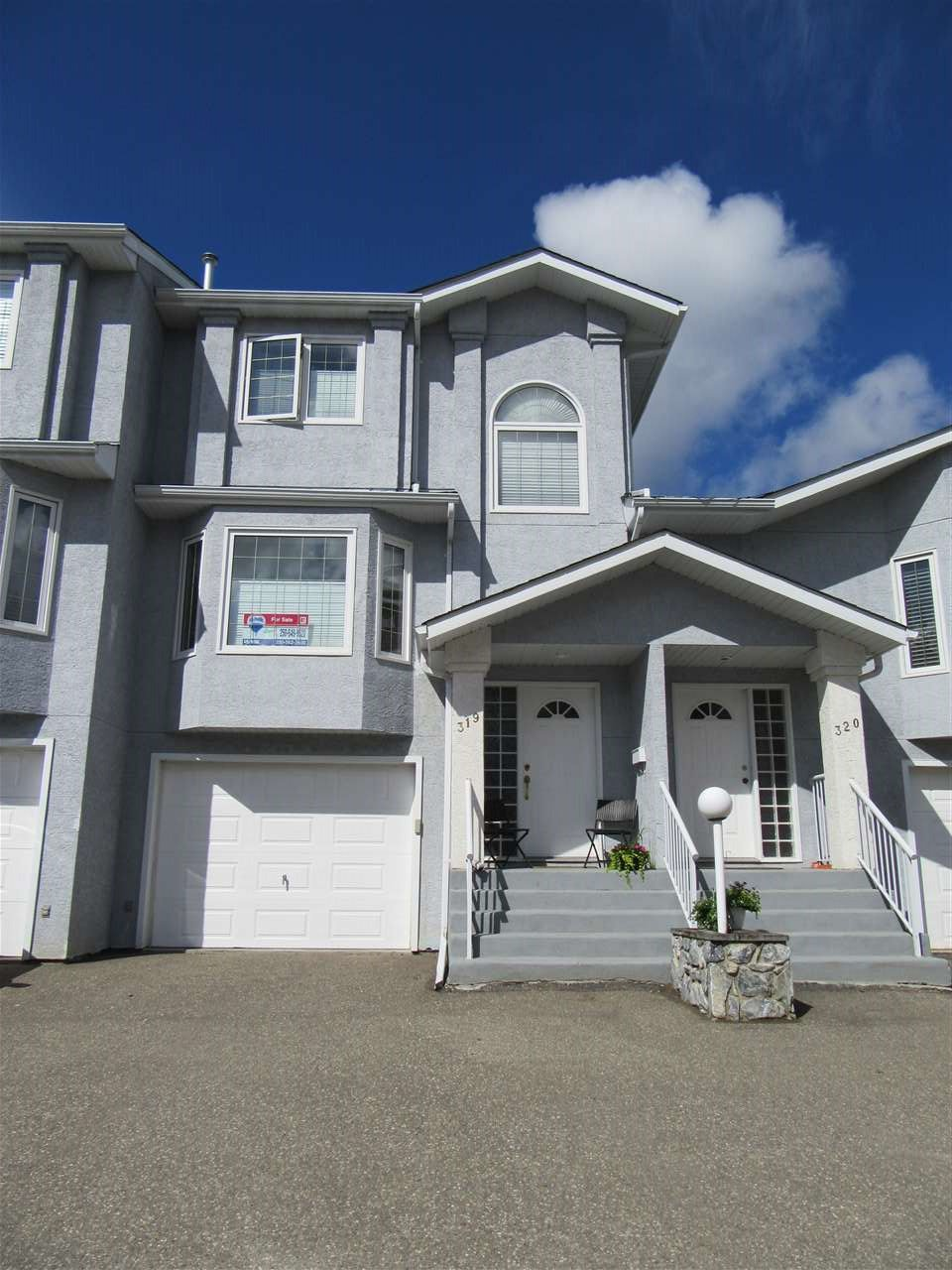 """Main Photo: 319 6450 DAWSON Road in Prince George: Valleyview Townhouse for sale in """"VALLEYVIEW"""" (PG City North (Zone 73))  : MLS®# R2456564"""