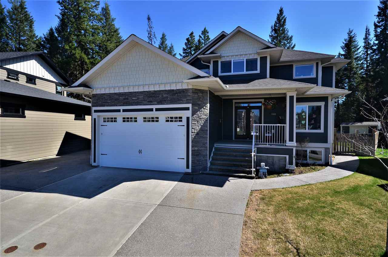 "Main Photo: 7661 LOEDEL Crescent in Prince George: Lower College House for sale in ""MALASPINA RIDGE"" (PG City South (Zone 74))  : MLS®# R2456946"