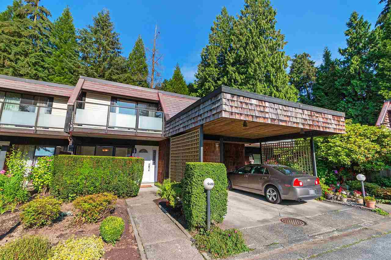 """Main Photo: 9993 MILLBURN Court in Burnaby: Cariboo Townhouse for sale in """"VILLAGE DEL PONTE"""" (Burnaby North)  : MLS®# R2475068"""