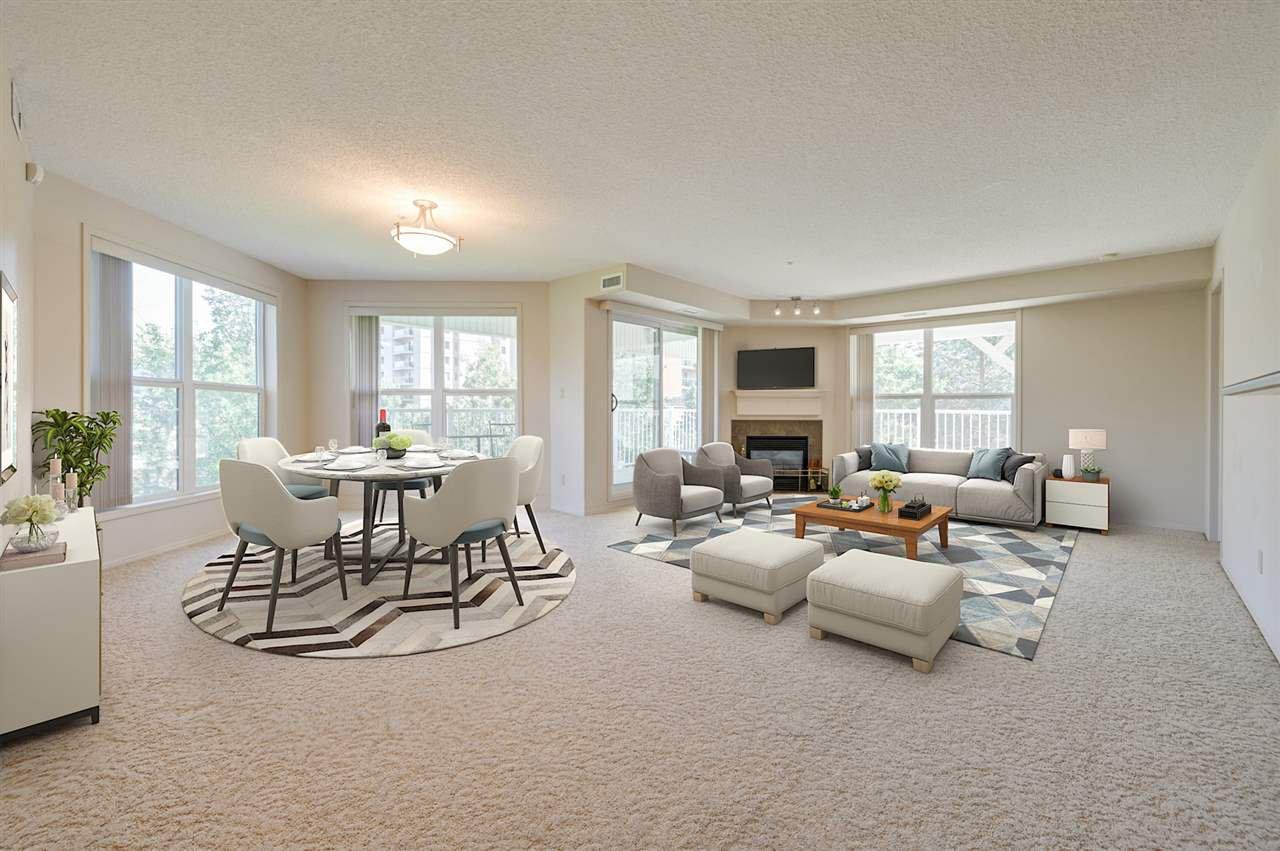 Main Photo: 212 10311 111 Street in Edmonton: Zone 12 Condo for sale : MLS®# E4221848