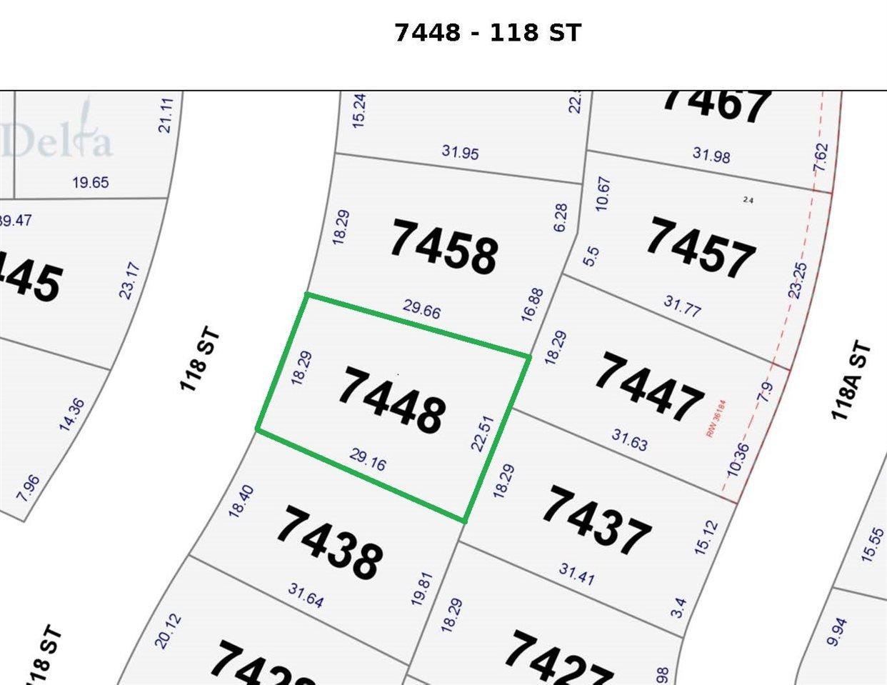 "Main Photo: 7448 118 Street in Delta: Scottsdale House for sale in ""SCOTTSDALE"" (N. Delta)  : MLS®# R2452477"