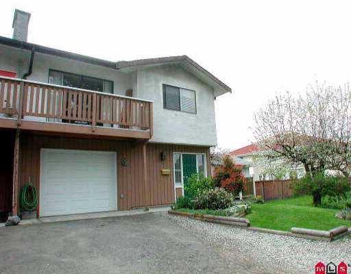 Main Photo: 11234 88A AV in Delta: Annieville House 1/2 Duplex for sale (N. Delta)  : MLS®# F2505899