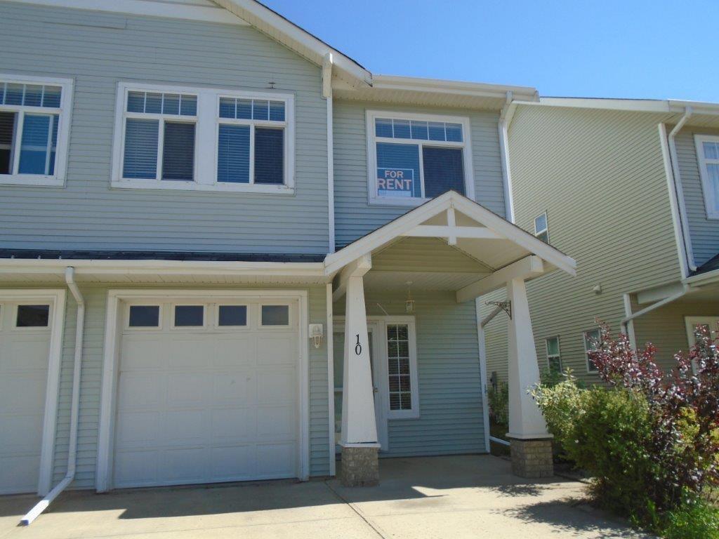 Main Photo: 10, 200 Erin Ridge Drive: St. Albert Condominium for rent