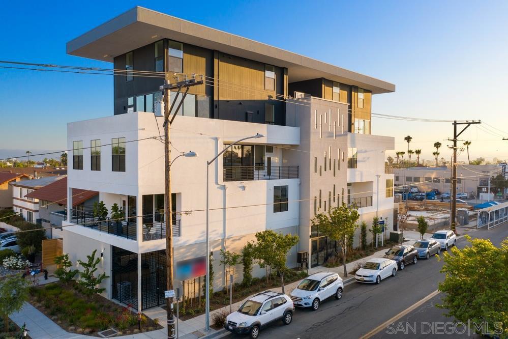 Main Photo: NORTH PARK Condo for sale : 3 bedrooms : 3047 North Park Way #302 in San Diego