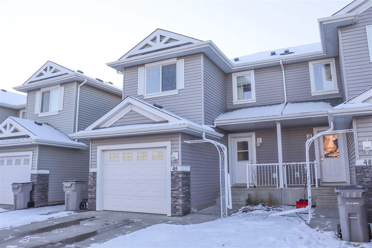 Main Photo: : Beaumont House Half Duplex for sale : MLS®# E4186206
