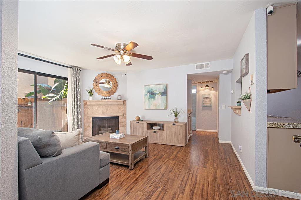 Main Photo: KENSINGTON Condo for sale : 2 bedrooms : 4468 Marlborough Ave #1 in San Diego
