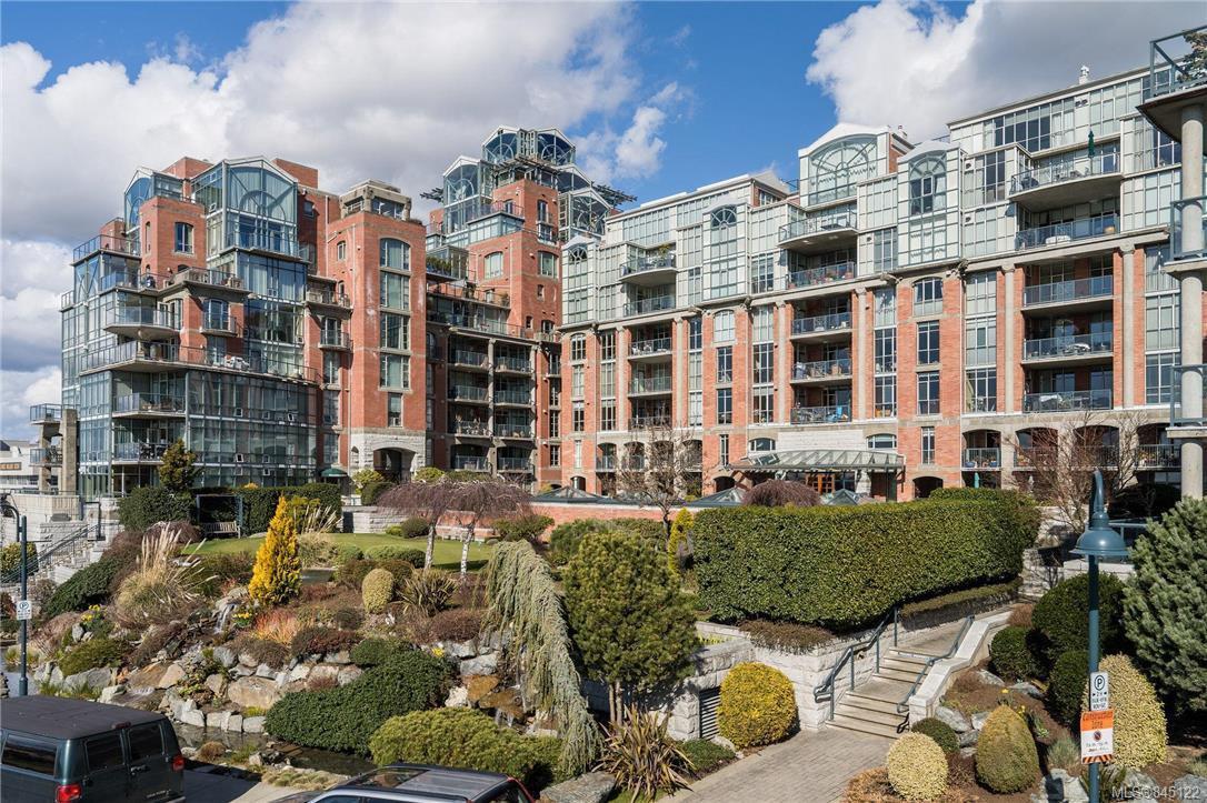 Main Photo: 9 21 Dallas Rd in Victoria: Vi James Bay Condo Apartment for sale : MLS®# 845122