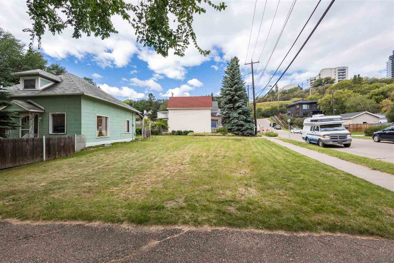 Main Photo: 10150 92 Street in Edmonton: Zone 13 Vacant Lot for sale : MLS®# E4212581