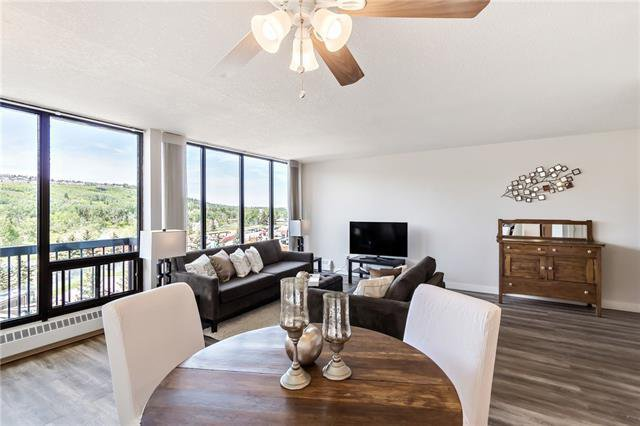 Main Photo: 502 80 POINT MCKAY Crescent NW in Calgary: Point McKay Apartment for sale : MLS®# A1038808