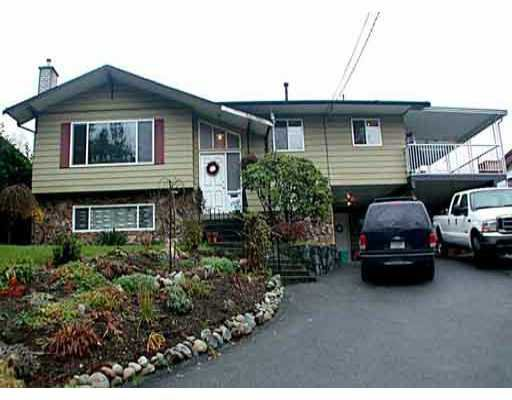 Main Photo: 1566 SHAUGHNESSY ST in Port_Coquitlam: Citadel PQ House for sale (Port Coquitlam)  : MLS®# V372307