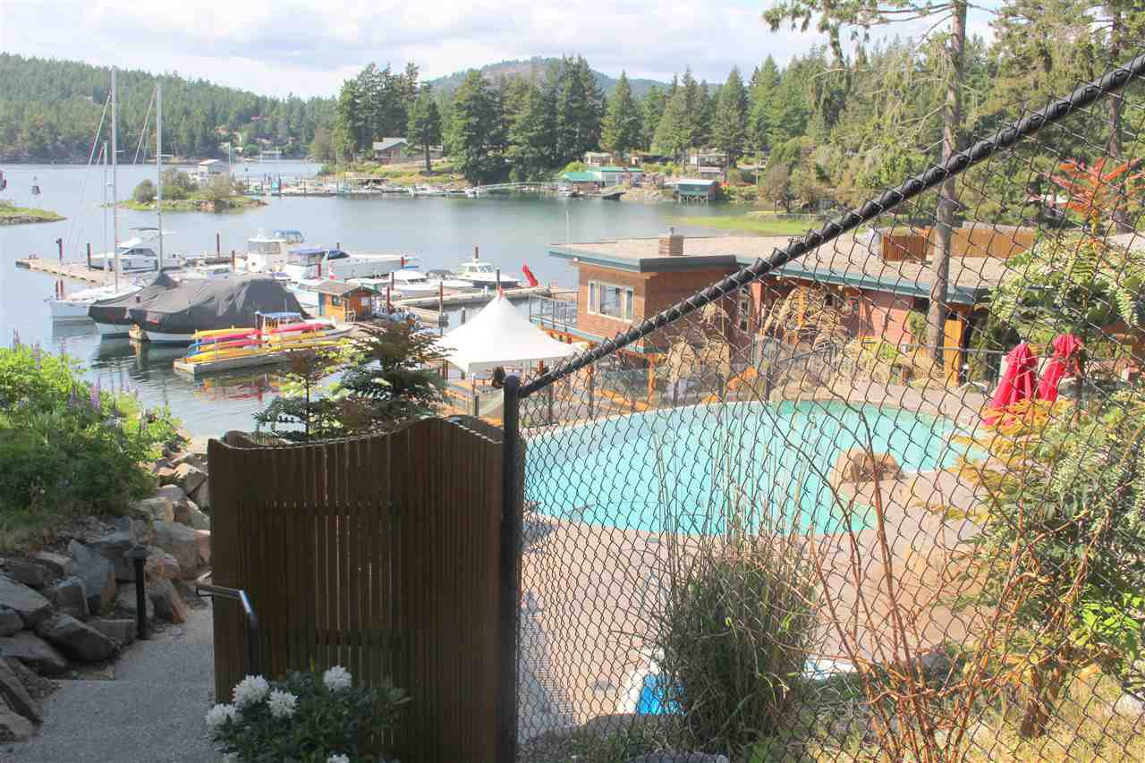 "Photo 1: Photos: 25A 12849 LAGOON Road in Pender Harbour: Pender Harbour Egmont Condo for sale in ""PAINTED BOAT RESORT"" (Sunshine Coast)  : MLS®# R2391967"
