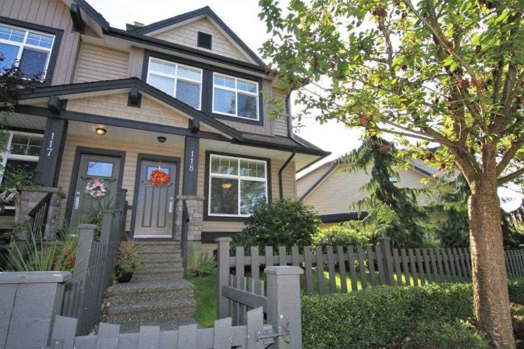 """Main Photo: 118 13819 232 Street in Maple Ridge: Silver Valley Townhouse for sale in """"BRIGHTON"""" : MLS®# R2413127"""