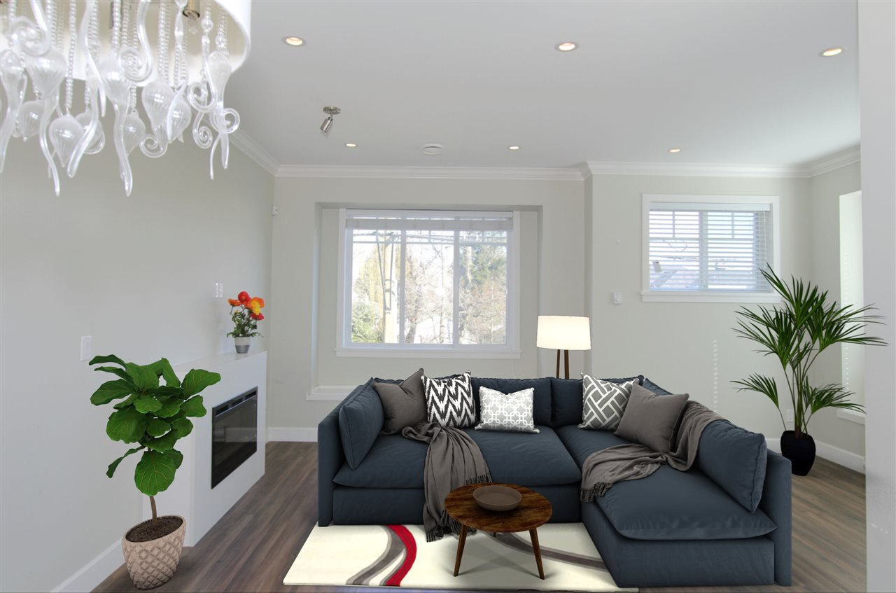 """Main Photo: 1 6511 NO. 2 Road in Richmond: Riverdale RI Townhouse for sale in """"OVAL GARDENS"""" : MLS®# R2444794"""