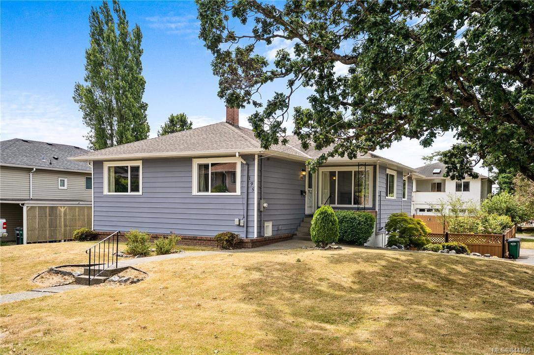 Main Photo: 195 Homer Rd in Saanich: SW Tillicum House for sale (Saanich West)  : MLS®# 844368