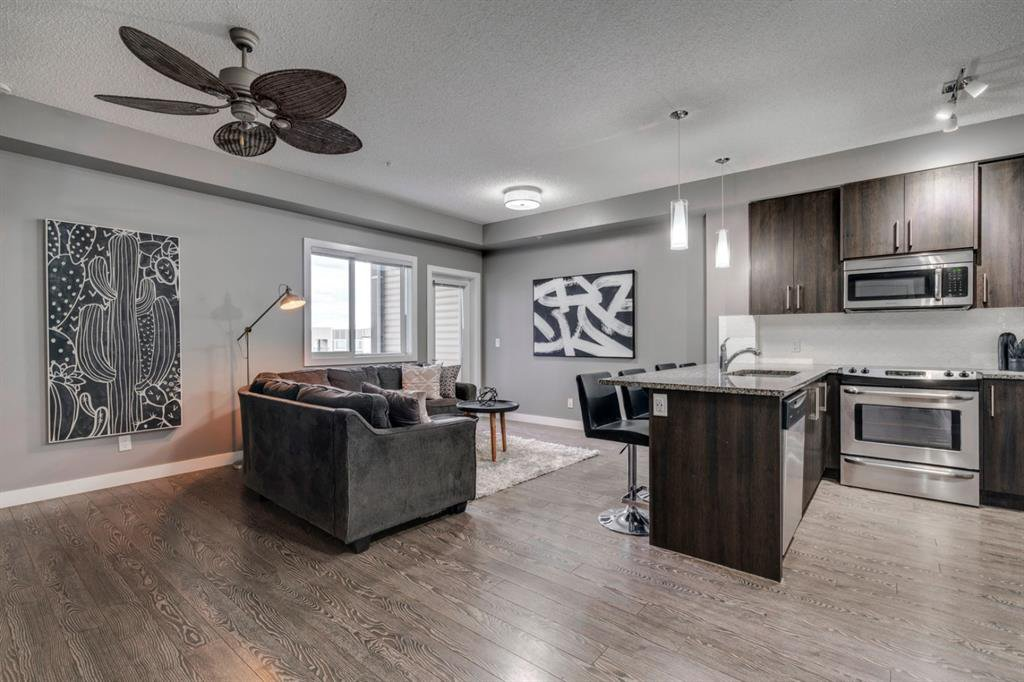 Main Photo: 216 8 Sage Hill Terrace NW in Calgary: Sage Hill Apartment for sale : MLS®# A1042206