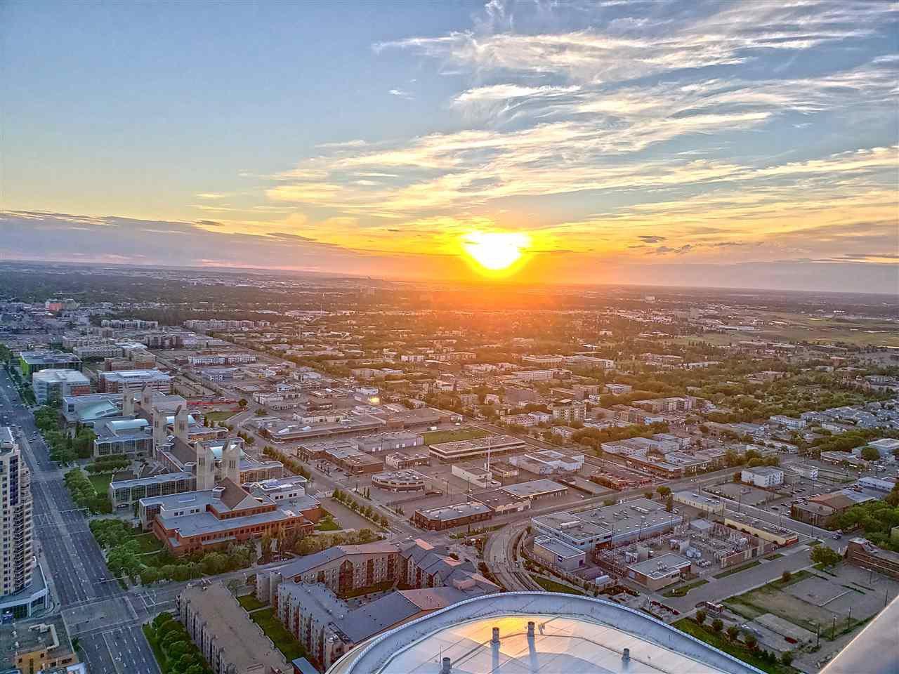 Main Photo: 4505 10360 102 Street in Edmonton: Zone 12 Condo for sale : MLS®# E4221959