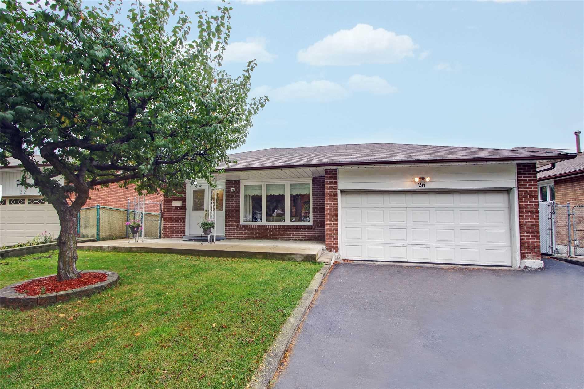 Main Photo: 26 Ladner Drive in Toronto: Pleasant View House (Backsplit 4) for sale (Toronto C15)  : MLS®# C4598547