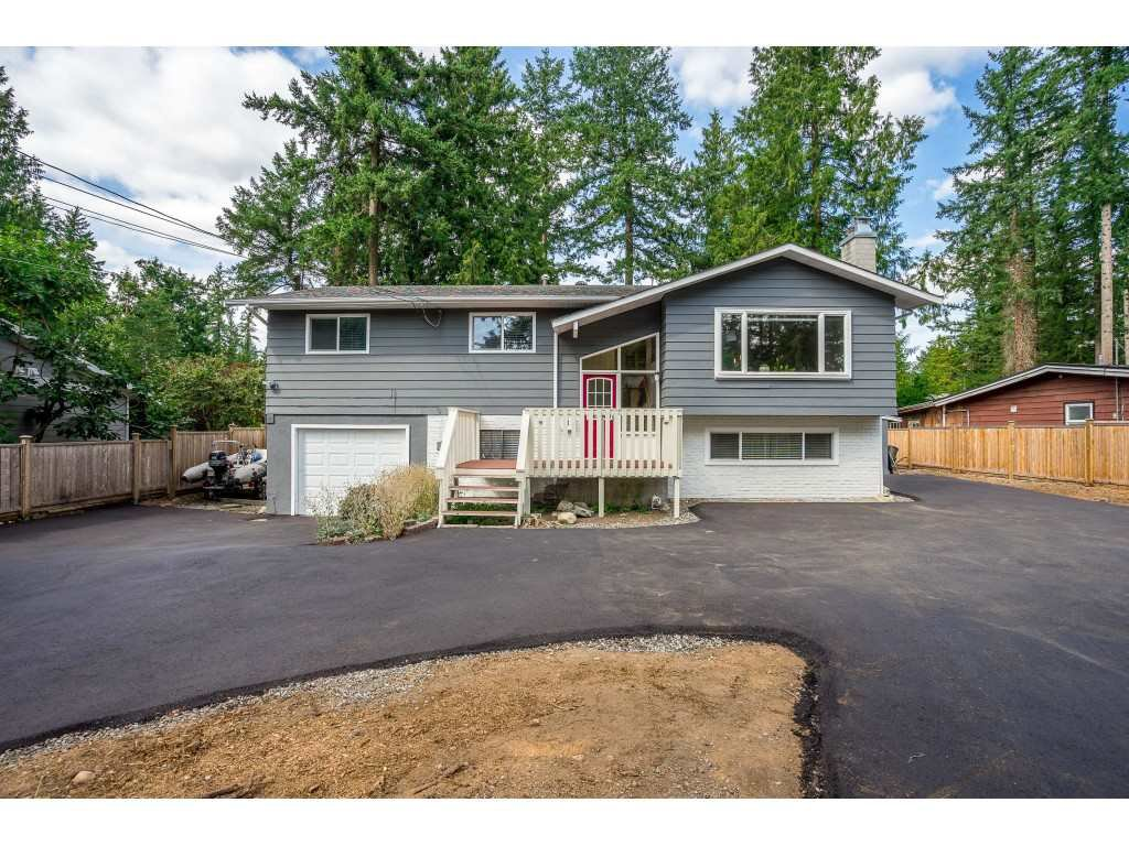 Main Photo: 20317 40 AVENUE in Langley: Brookswood Langley House for sale : MLS®# R2395843