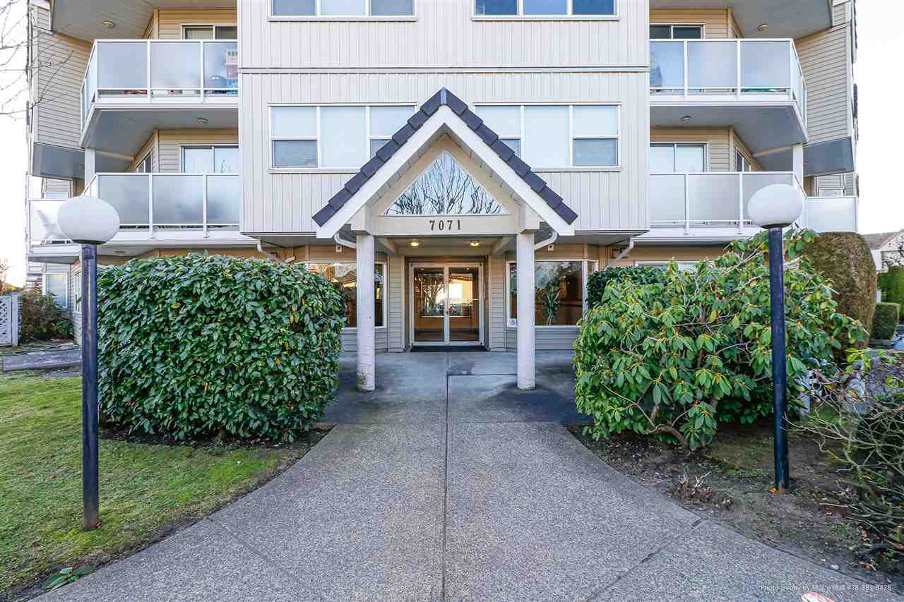 Main Photo: 301 7071 BLUNDELL Road in Richmond: Brighouse South Condo for sale : MLS®# R2426102