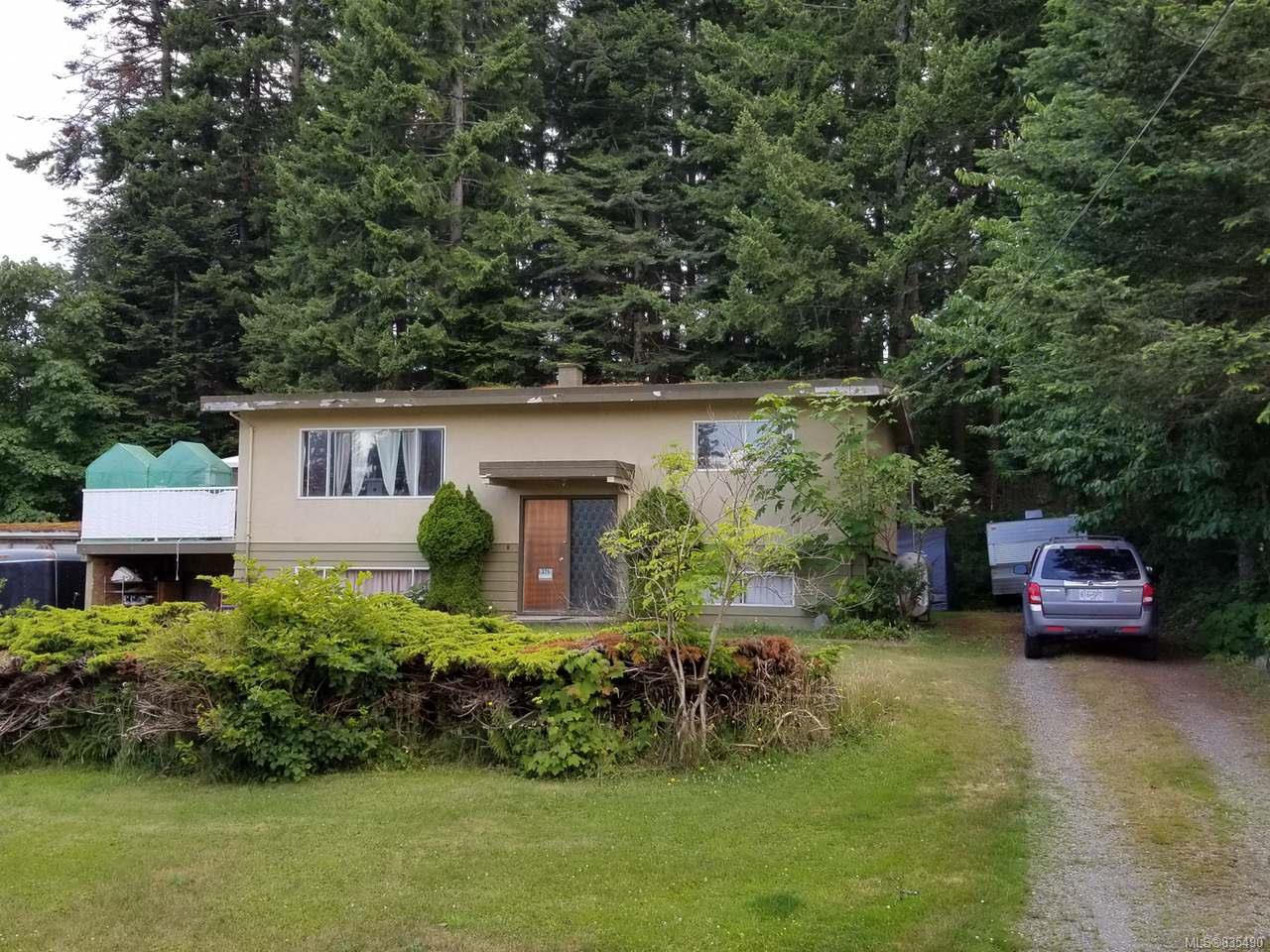 Main Photo: 325 Twillingate Rd in CAMPBELL RIVER: CR Willow Point House for sale (Campbell River)  : MLS®# 835490