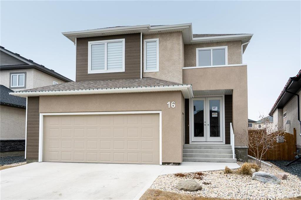 Main Photo: 16 Peregrine Point in Winnipeg: Residential for sale (1H)  : MLS®# 202008379