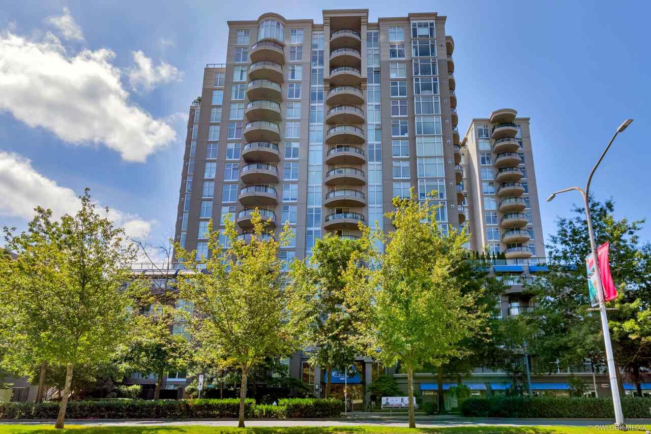 """Main Photo: 503 8460 GRANVILLE Avenue in Richmond: Brighouse South Condo for sale in """"CORONADO BY CONCORD"""" : MLS®# R2475548"""