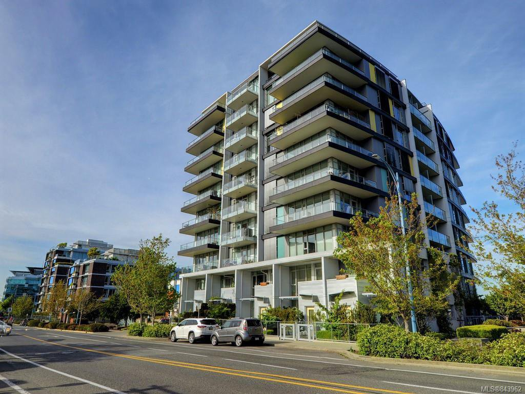 Main Photo: 802 379 Tyee Rd in Victoria: VW Victoria West Condo for sale (Victoria West)  : MLS®# 843962