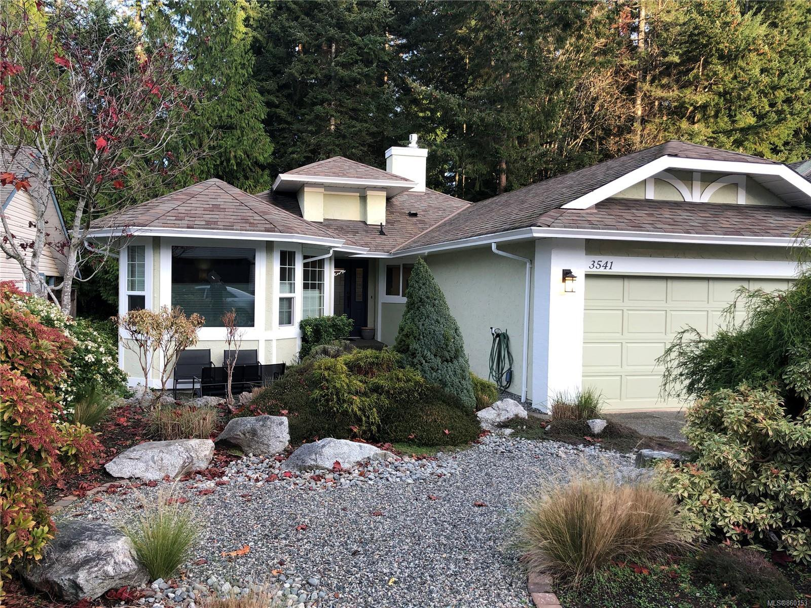 Main Photo: 3541 S Arbutus Dr in : ML Cobble Hill House for sale (Malahat & Area)  : MLS®# 860153