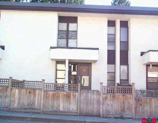 "Main Photo: 45 13809 102ND AV in Surrey: Whalley Townhouse for sale in ""The Meadows"" (North Surrey)  : MLS®# F2520012"