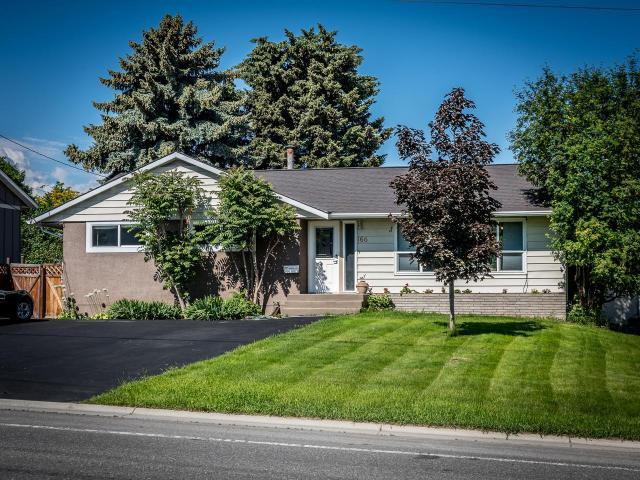 Main Photo: 166 VICARS ROAD in Kamloops: Valleyview House for sale : MLS®# 156761