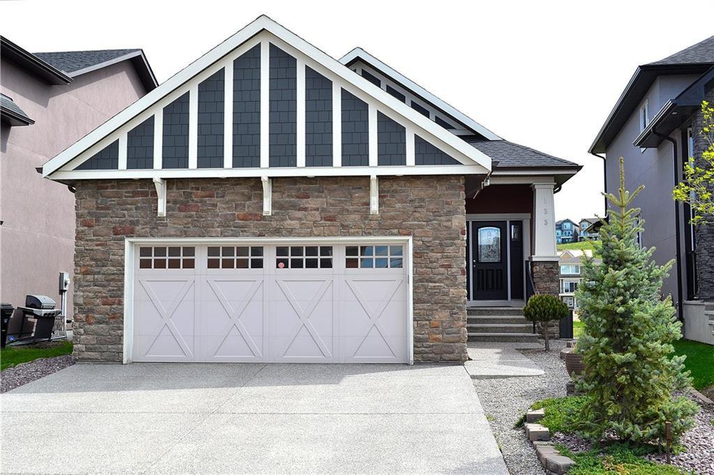 Main Photo: 133 SAGE MEADOWS Circle NW in Calgary: Sage Hill Detached for sale : MLS®# A1041024