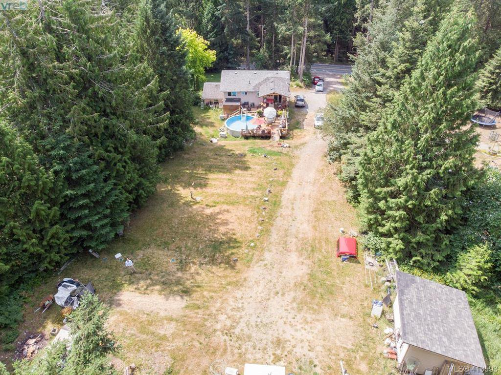 Main Photo: 4240 Trans Canada Hwy in SHAWNIGAN LAKE: ML Cobble Hill Single Family Detached for sale (Malahat & Area)  : MLS®# 739832