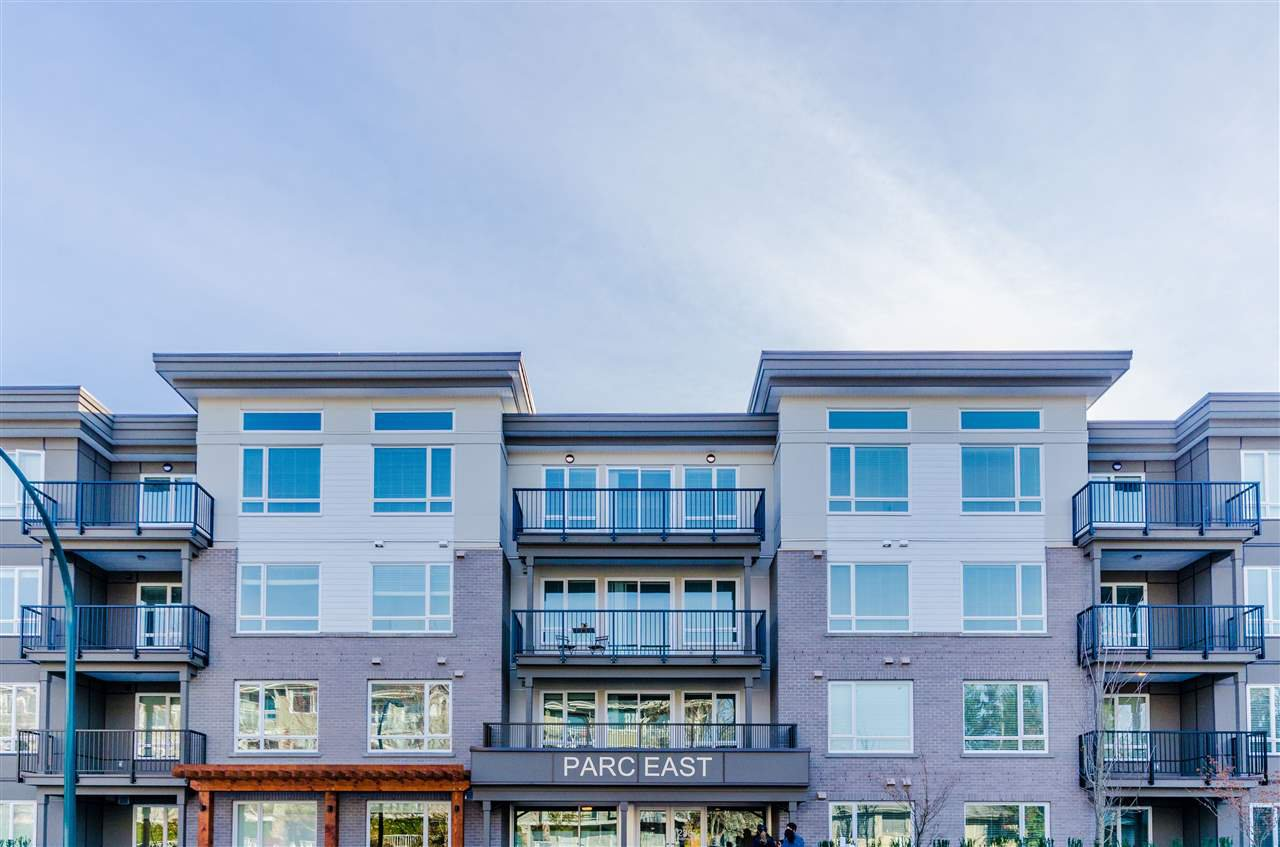 """Photo 3: Photos: 307 2382 ATKINS Avenue in Port Coquitlam: Central Pt Coquitlam Condo for sale in """"PARC EAST"""" : MLS®# R2417845"""