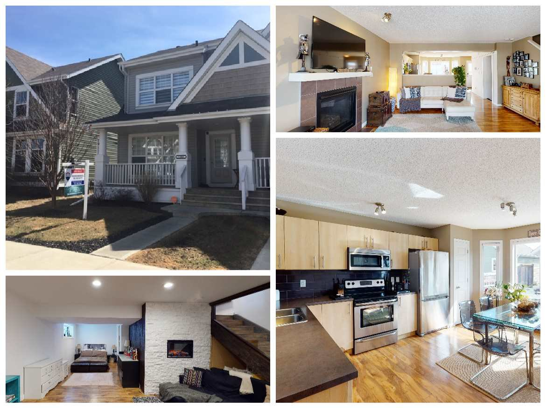 Main Photo: 7303 22 Avenue in Edmonton: Zone 53 House Half Duplex for sale : MLS®# E4193886
