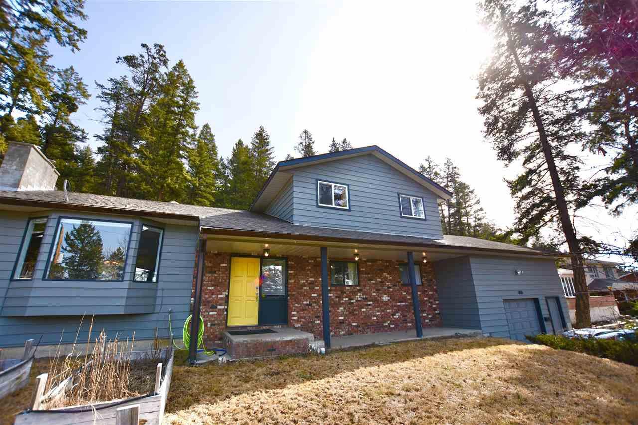 Main Photo: 406 CENTENNIAL Drive in Williams Lake: Williams Lake - City House for sale (Williams Lake (Zone 27))  : MLS®# R2450213