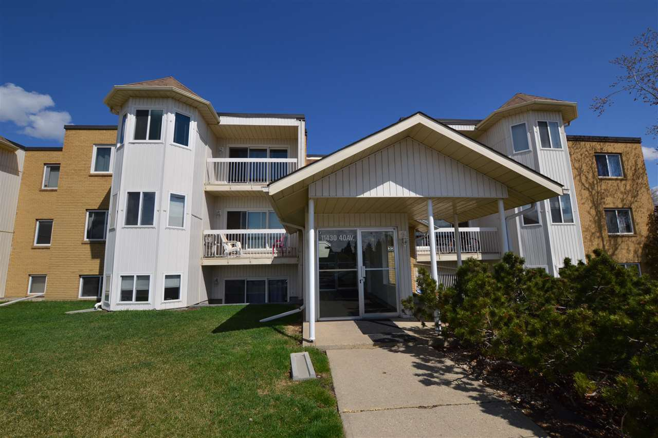 Main Photo: 303 11430 40 Avenue NW in Edmonton: Zone 16 Condo for sale : MLS®# E4196066