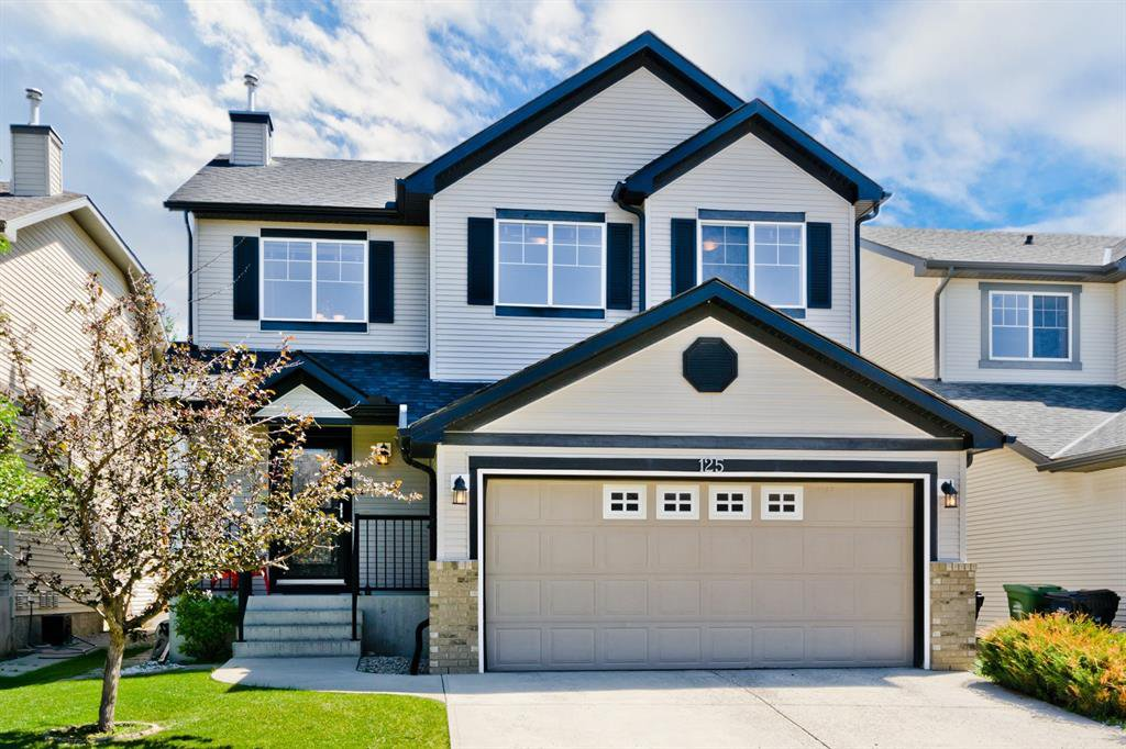Main Photo: 125 COUGARSTONE Manor SW in Calgary: Cougar Ridge Detached for sale : MLS®# A1019561