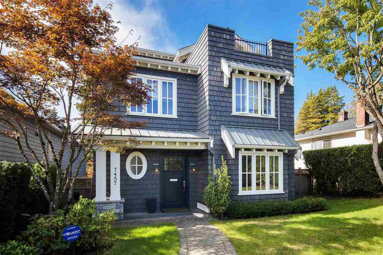 Main Photo: 7457 LABURNUM Street in Vancouver: S.W. Marine House for sale (Vancouver West)  : MLS®# R2507518