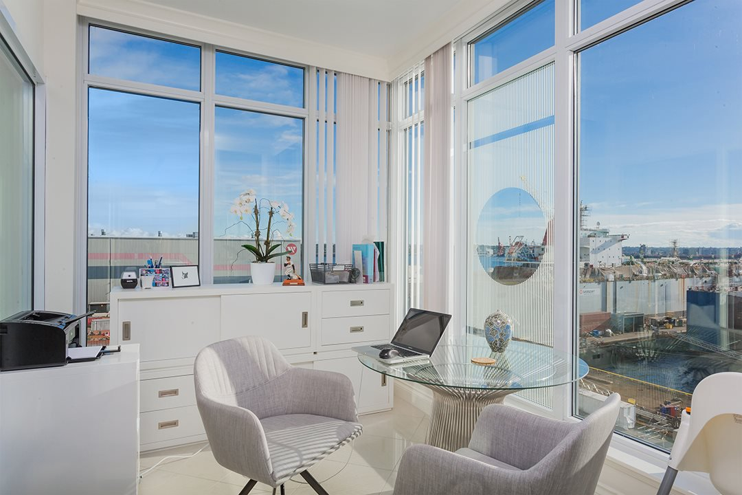 """Photo 17: Photos: 701 199 VICTORY SHIP Way in North Vancouver: Lower Lonsdale Condo for sale in """"TROPHY AT THE PIER"""" : MLS®# R2509292"""