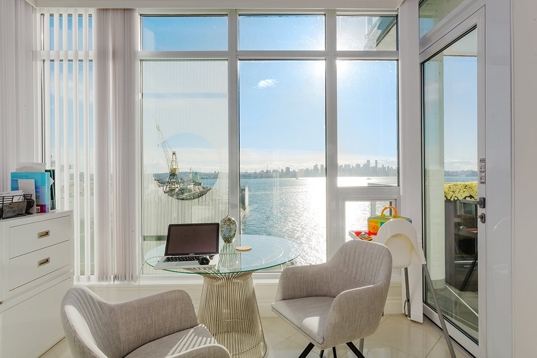 """Photo 15: Photos: 701 199 VICTORY SHIP Way in North Vancouver: Lower Lonsdale Condo for sale in """"TROPHY AT THE PIER"""" : MLS®# R2509292"""