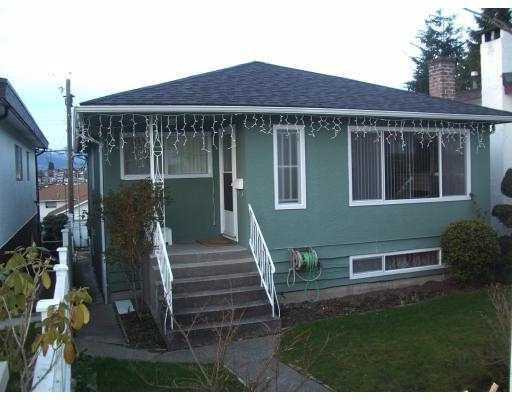 Main Photo: 3167 E 16TH Ave in Vancouver: Renfrew Heights House for sale (Vancouver East)  : MLS®# V590441